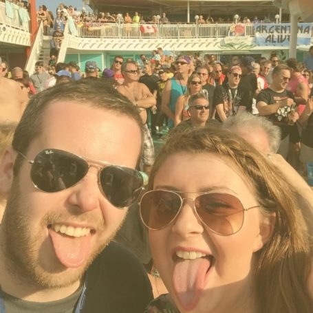 Our Experience on The Kiss Kruise