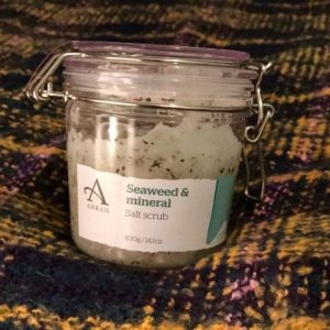 Arran Formulas Sensational Seaweed & Mineral Salt Scrub