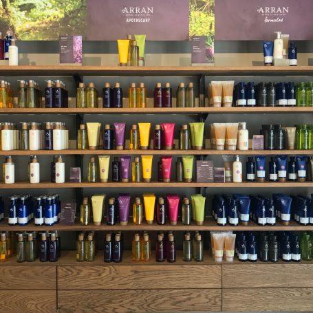 Arran Aromatics Edinburgh Store