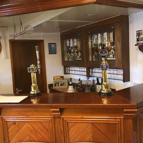 Royal Yacht Britannia Bar