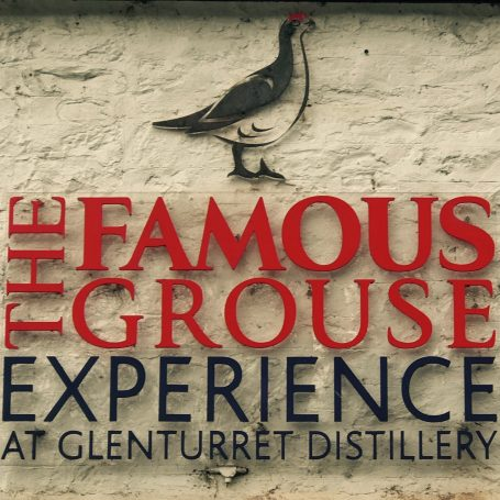 famous grouse experience