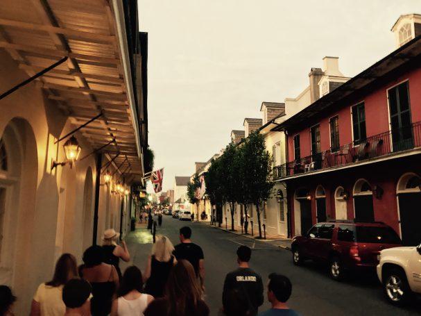 New Orleans Ghost Walk