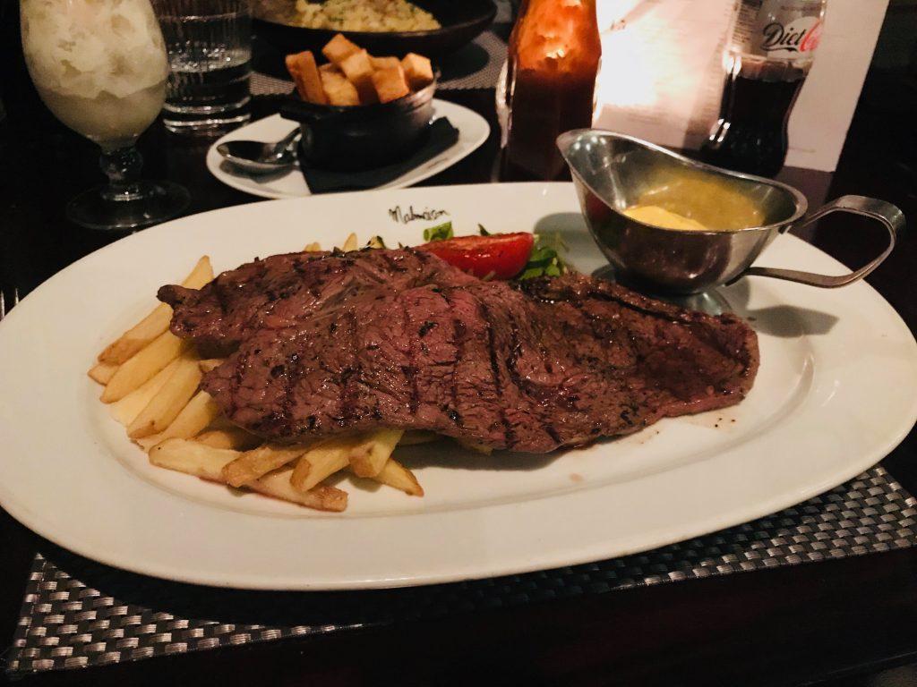 Malmaison Steak