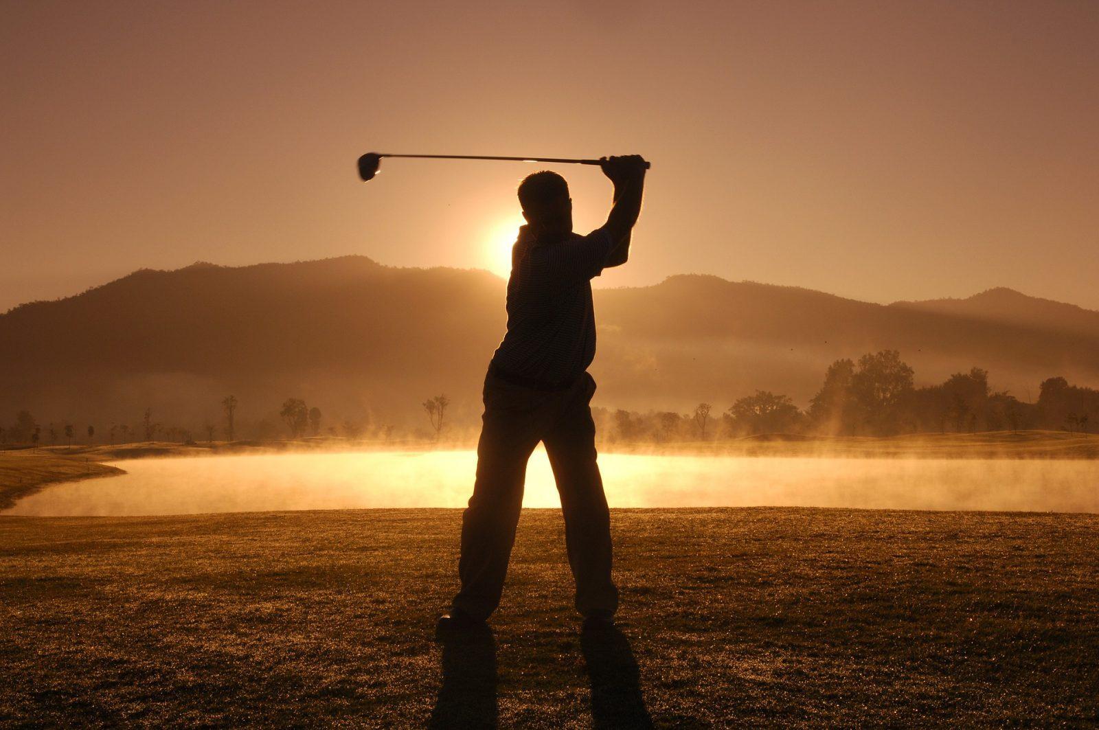 Scottish Inventions - golf