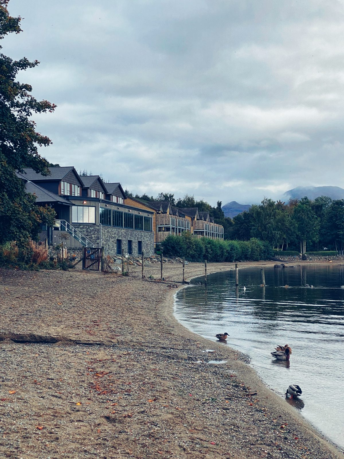 Lodge on Loch Lomond hotel