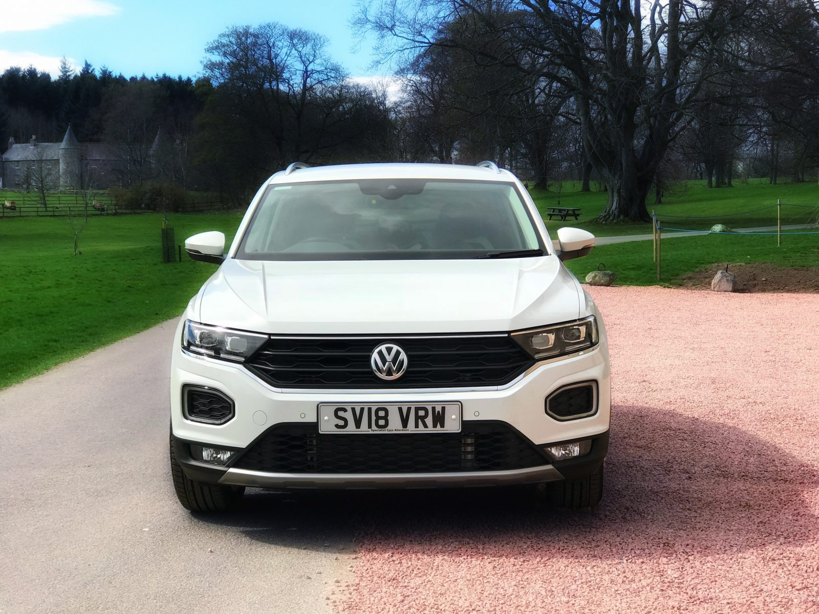 vw t roc review specialist cars aberdeen the aye life. Black Bedroom Furniture Sets. Home Design Ideas