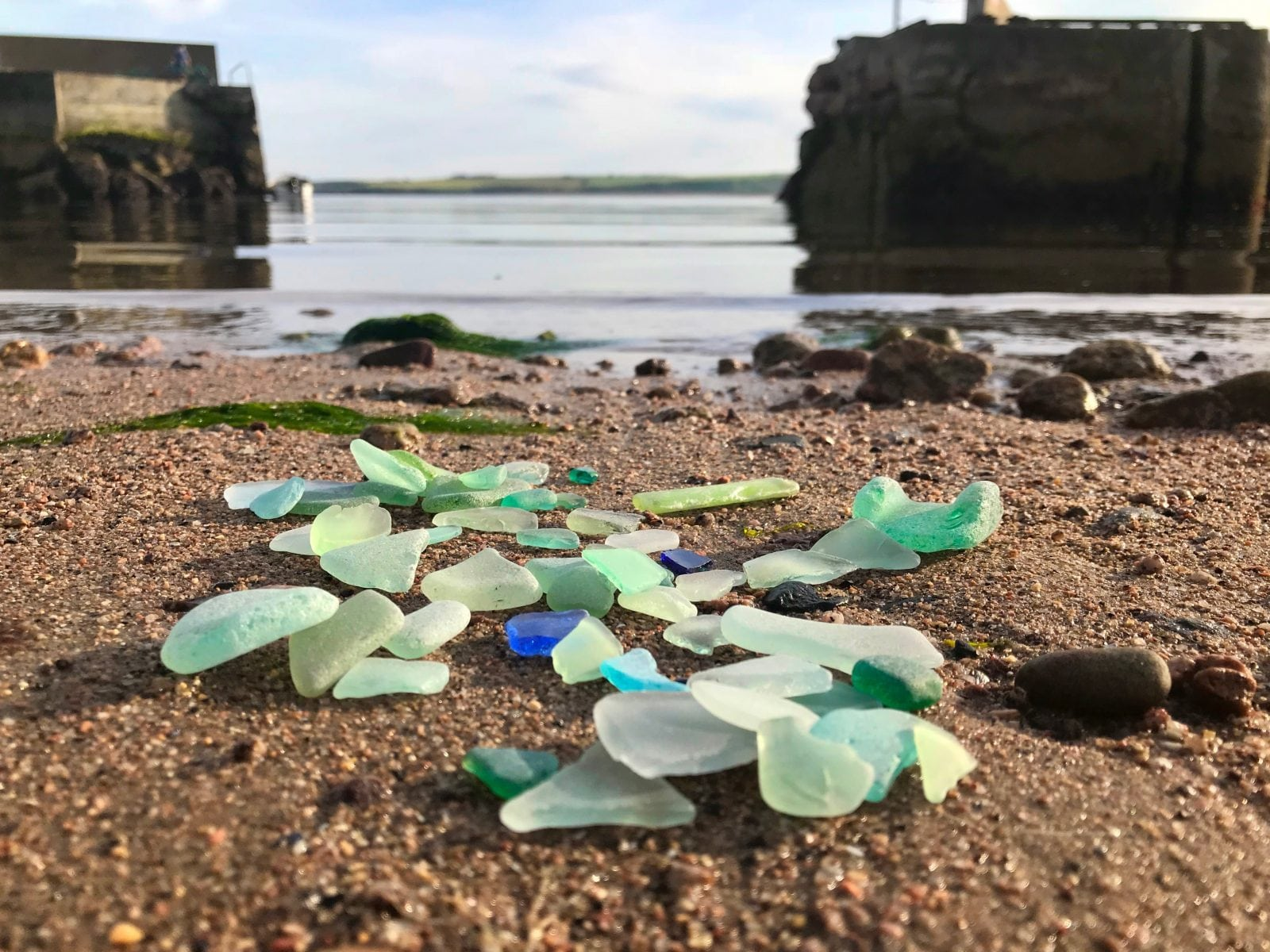 Sea Glass Finds