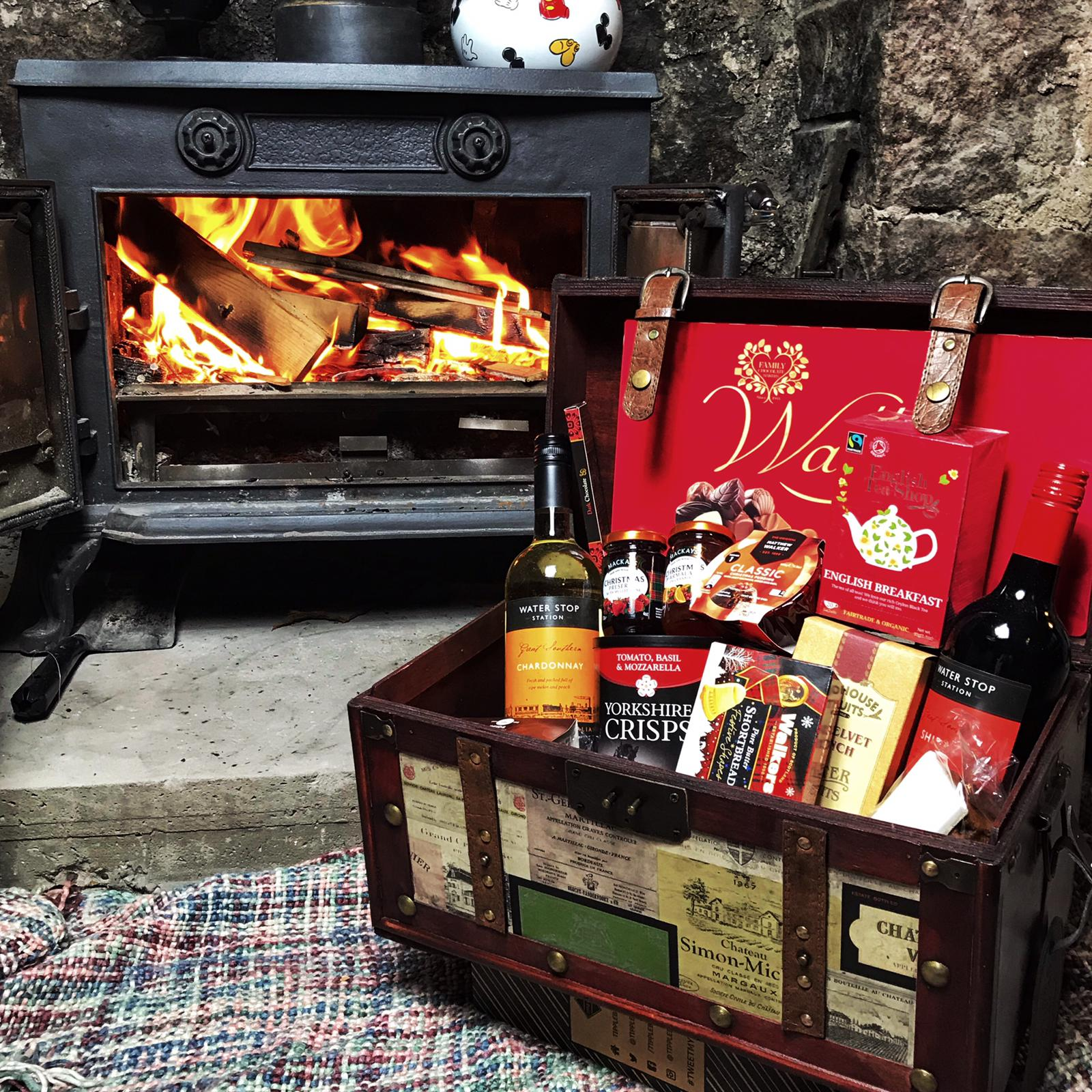 Luxury Christmas with Prestige Hampers 3