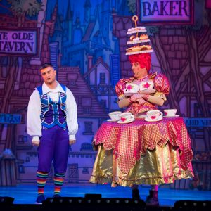 His Majesty's Theatre Pantomime 2019. Cinderella.