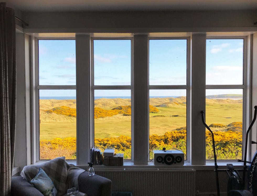 Cruden Bay view