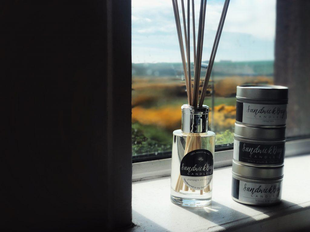 Scottish candles