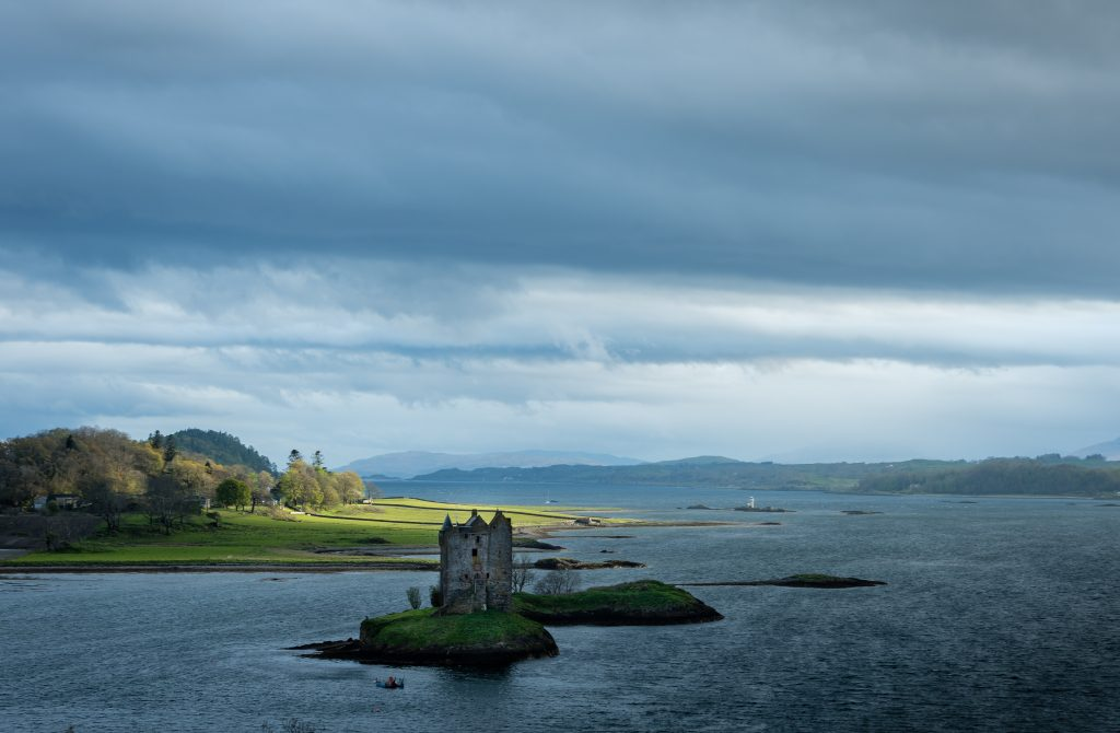 Stay In A Scottish Castle