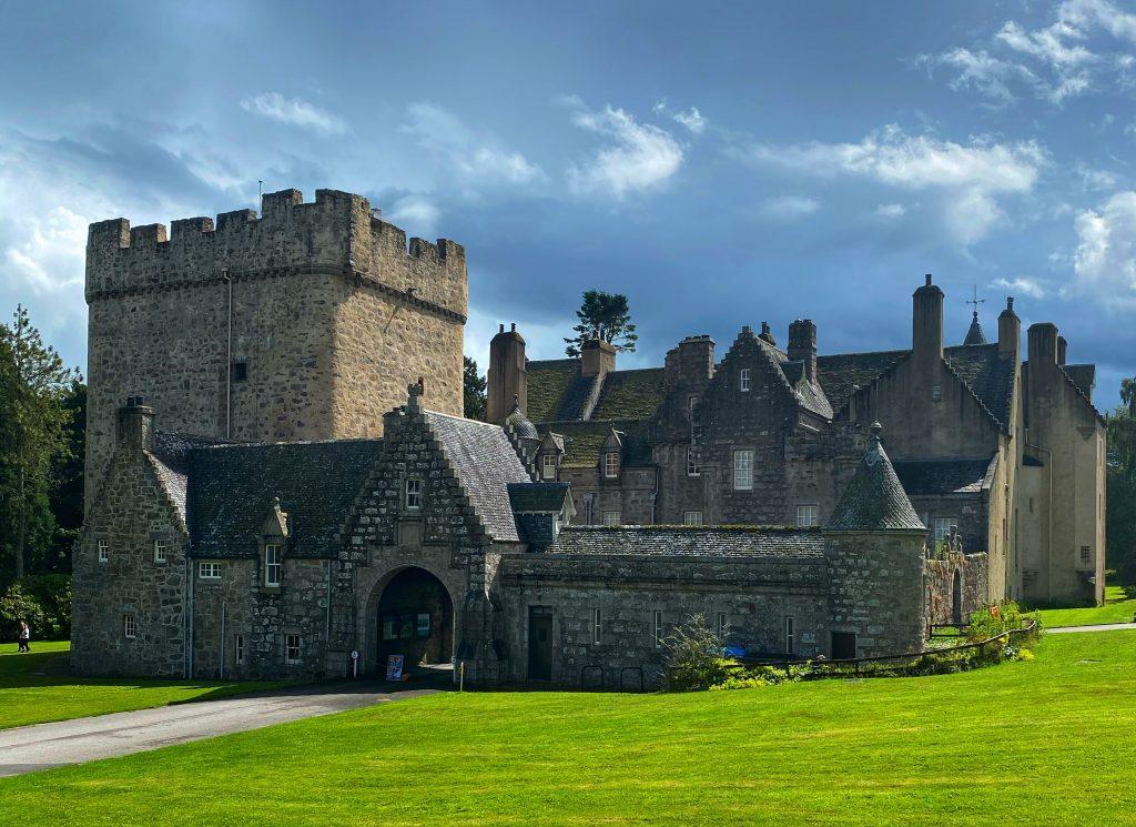Drum Castle Royal Deeside