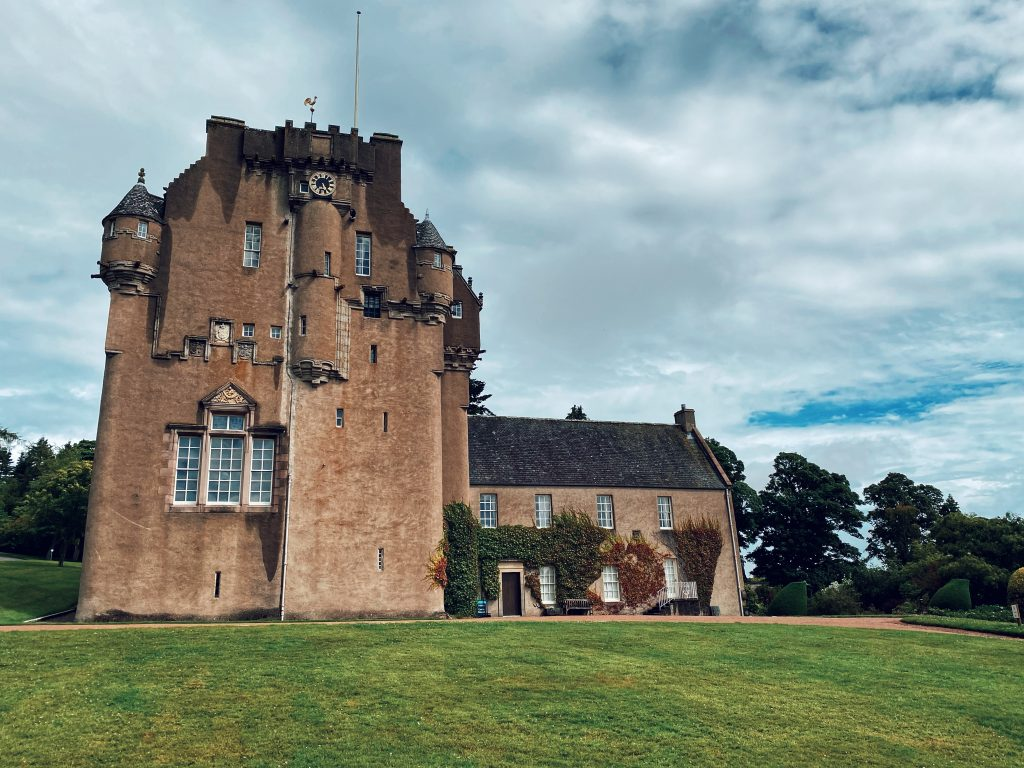 Crathes Castle Royal Deeside