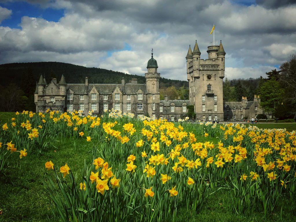 Balmoral Castle Royal Deeside