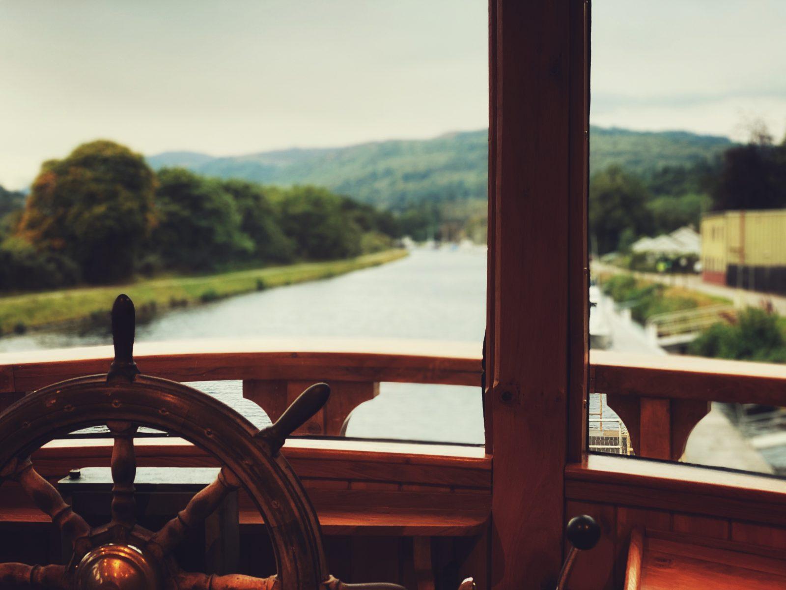 Highland Lassie boat