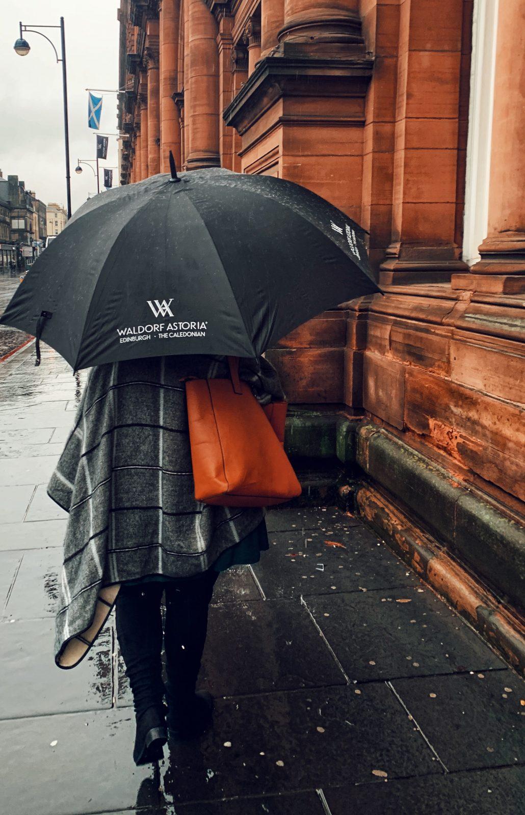 Waldorf Astoria Umbrella
