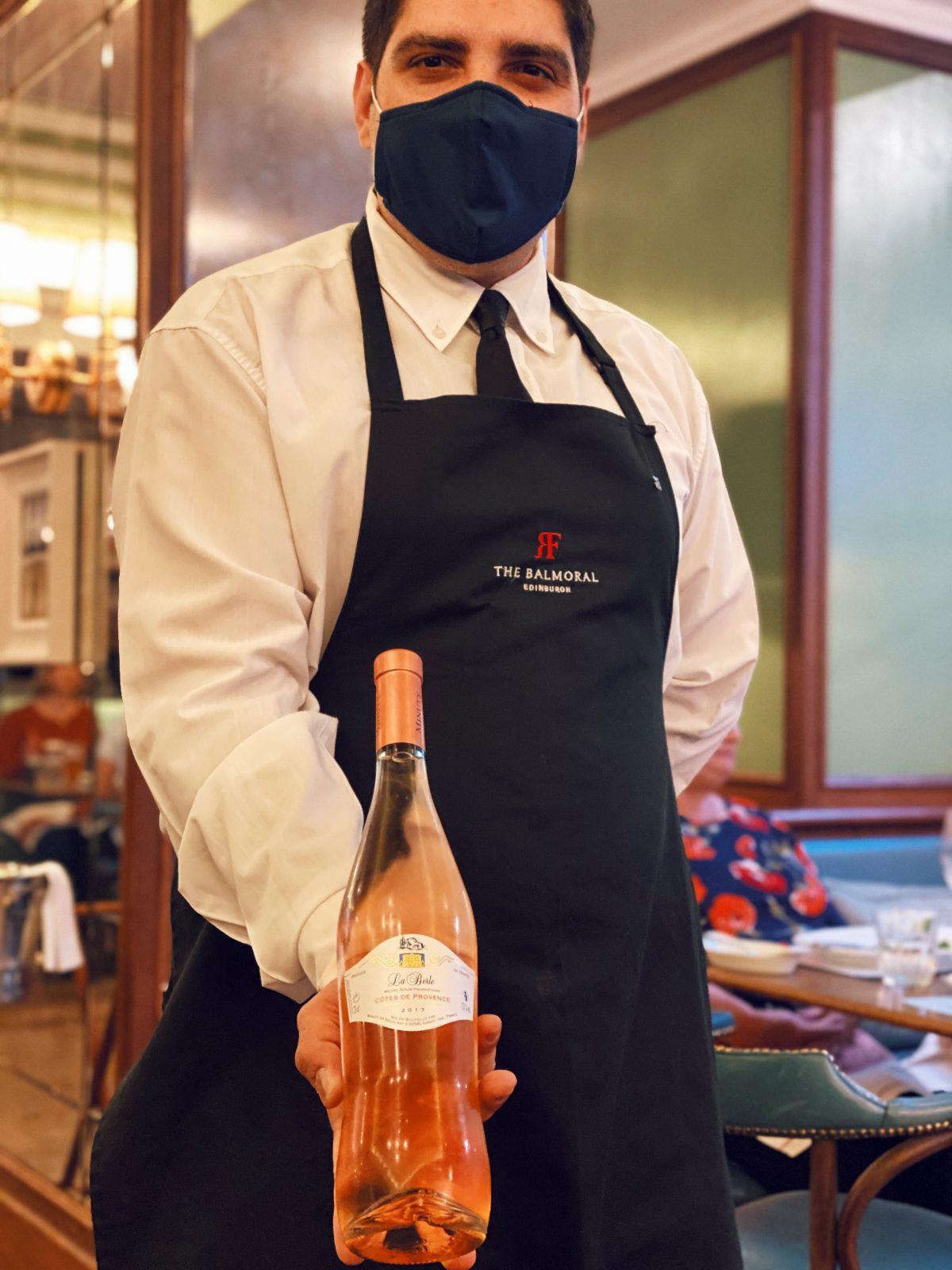 Brasserie Prince Waiter