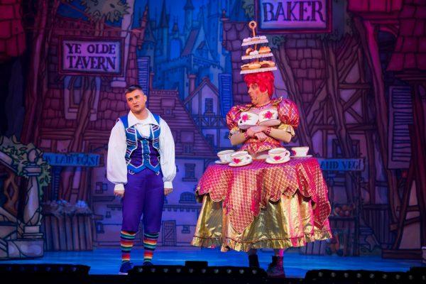 His Majesty's Theatre Pantomime 2019. Cinderella.
