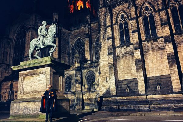 Mercat Tours Ghost Tour Edinburgh